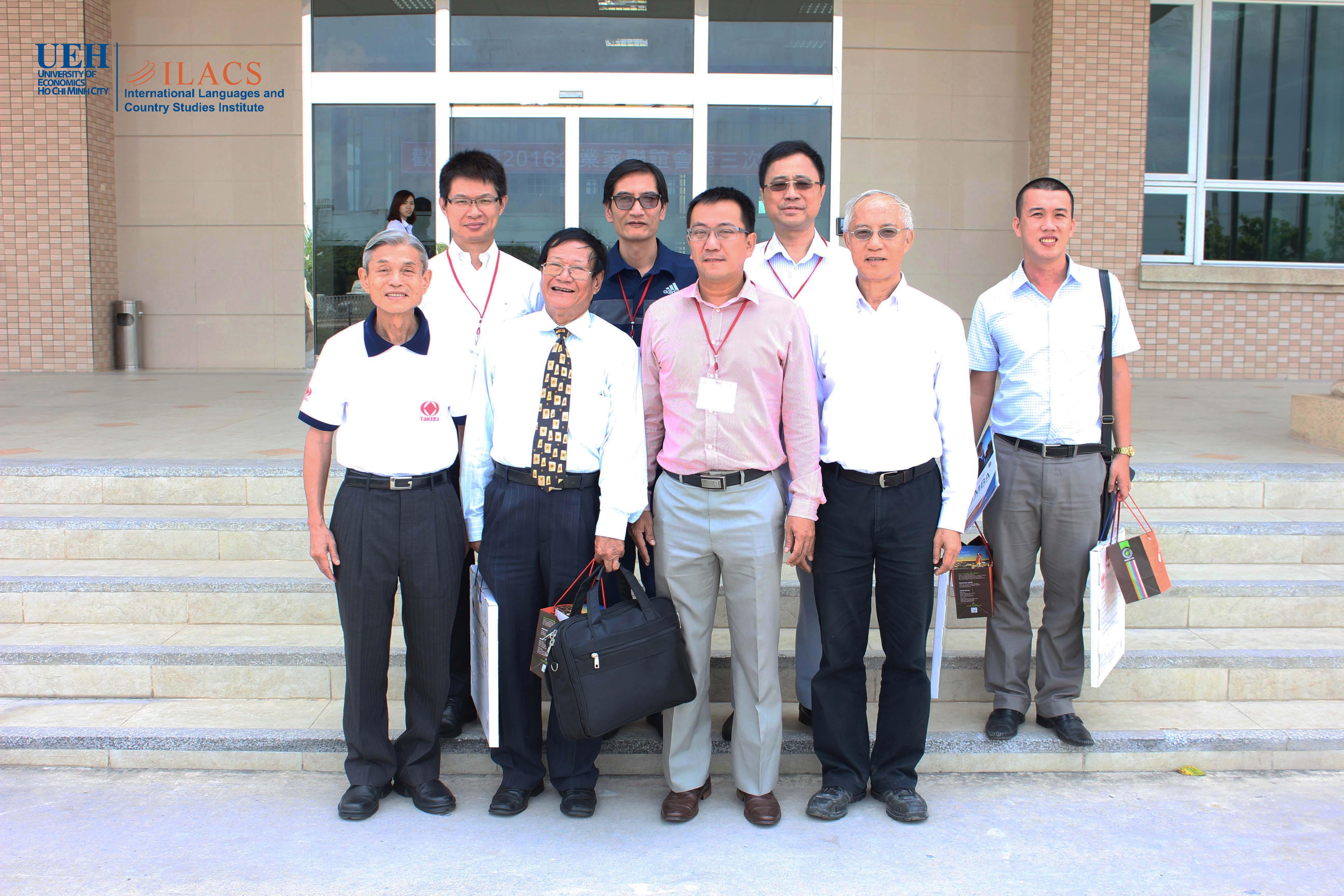 ILACS giới thiệu CEO Program for Vietnam Expert tại Hiệp hội Doanh nghiệp Đài Loan