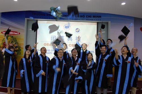 Bế giảng khóa Mini MBA