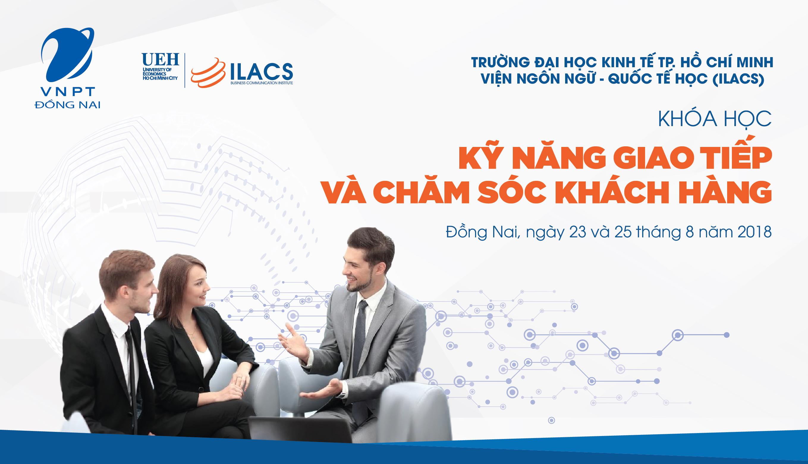 Khóa học Kỹ năng giao tiếp và chăm sóc khách hàng tại VNPT Đồng Nai