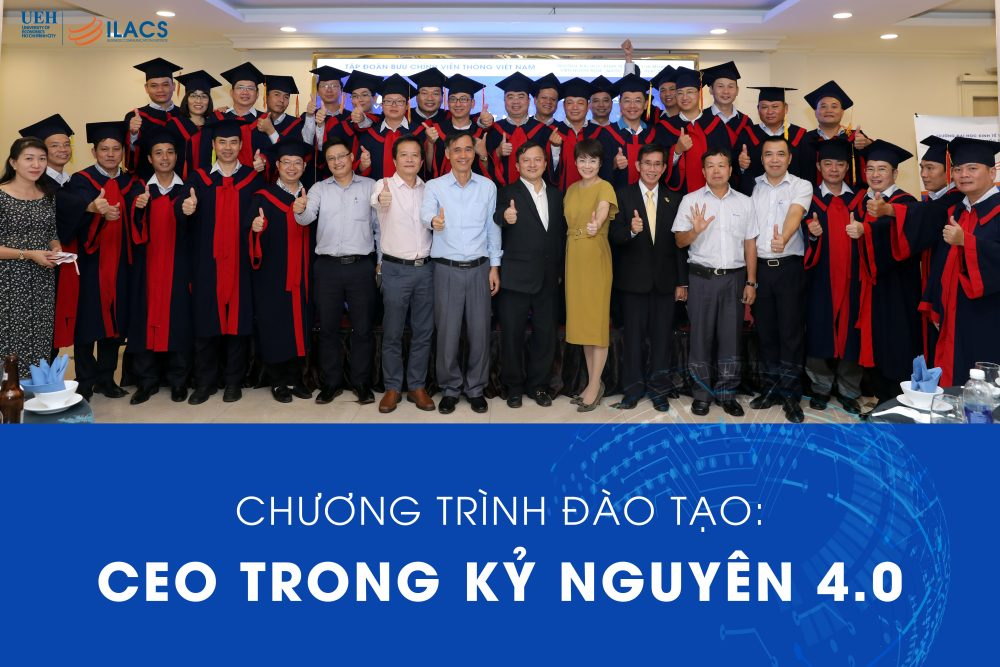 """VNPT Việt Nam và Chuỗi chương trình đào tạo """"CEO trong kỷ nguyên 4.0"""""""